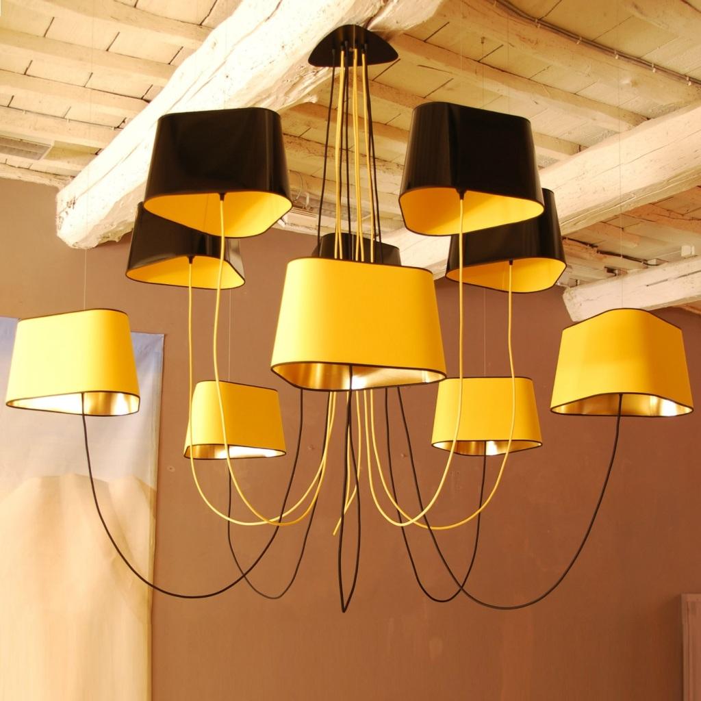Nouveautés luminaires, découvrez ce qui se fait de mieux en termes de plafonniers et de suspensions2
