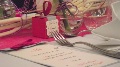 Vite, de l'inspiration pour une belle table de mariage à mon image !