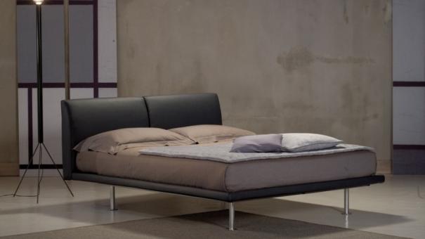 Comment intégrer un lit design dans la chambre à coucher ?