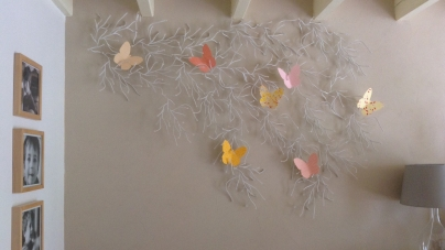Décorer son intérieur grâce à l'origami !