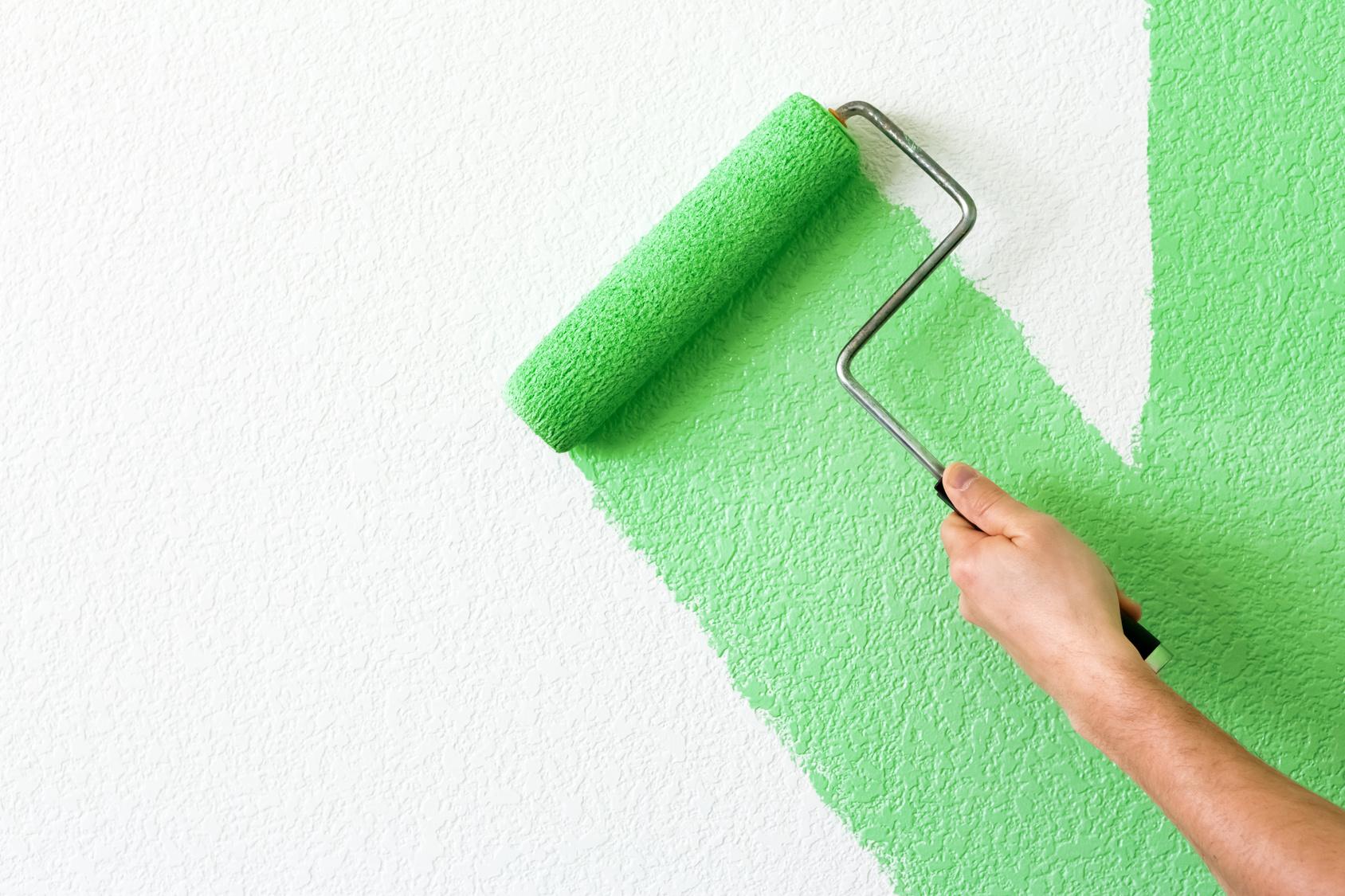 Mur Humide Peinture Cool Preparer Un Mur Avant Peinture Daccoration
