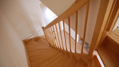 Comment changer d'escalier?
