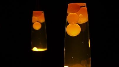 La lampe à lave, un objet déco toujours tendance !