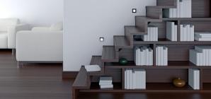 Une bibliothèque escalier, qu'est-ce que c'est ?