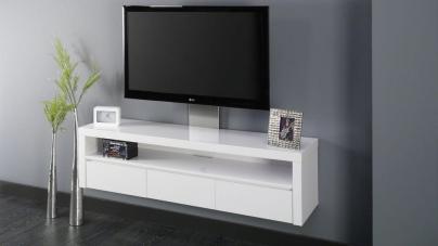 5 bonnes raisons d'installer chez soi un meuble suspendu