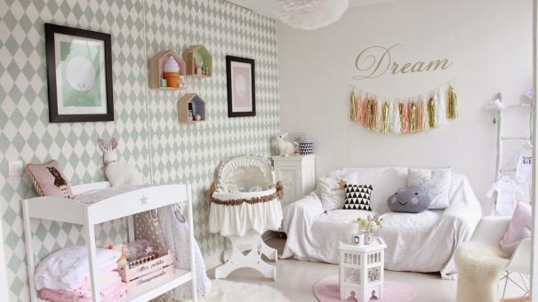 Préparer à l'avance une idée décoration chambre bébé !