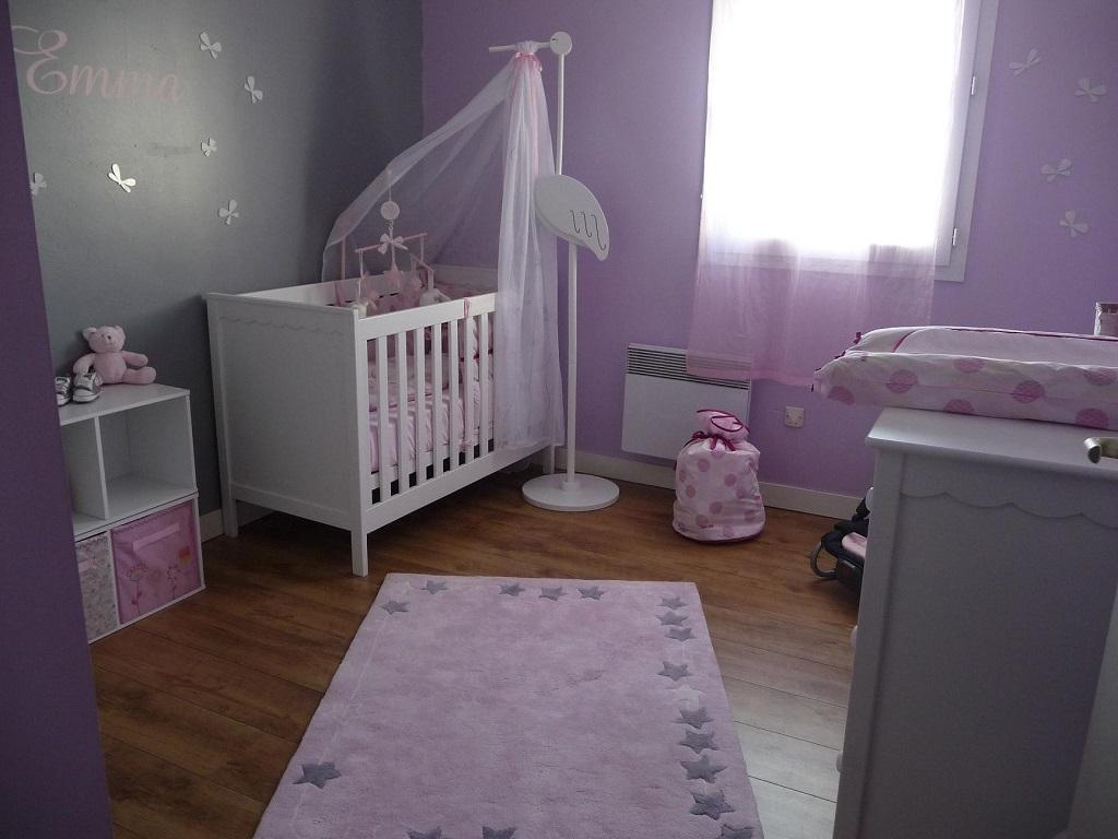 Préparer à l'avance une idée décoration chambre bébé 3