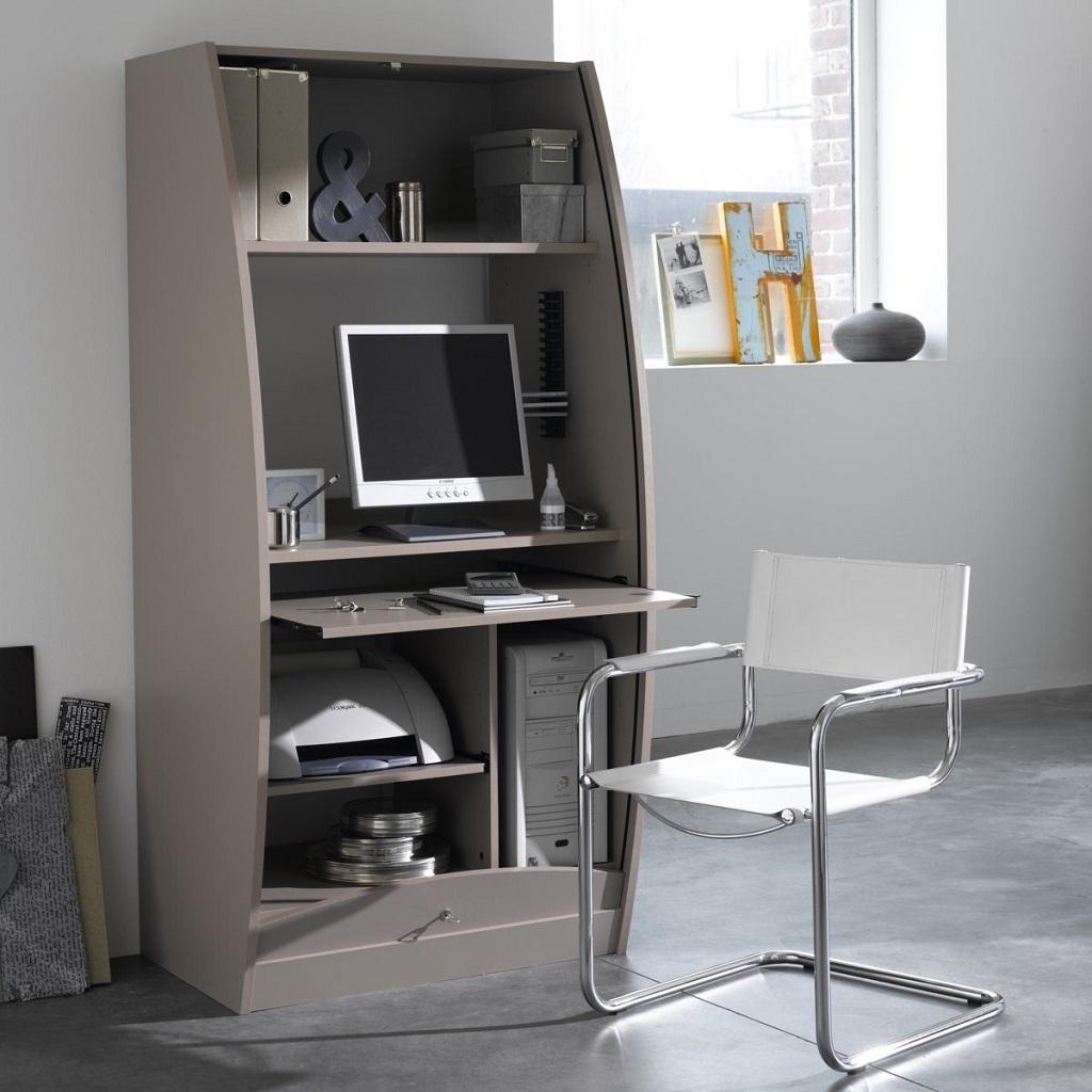 Meuble Ordinateur Fermé : un meuble ordinateur a se choisit avec grand soin ~ Nature-et-papiers.com Idées de Décoration