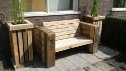 La palette en bois : l'accessoire déco multi usage !