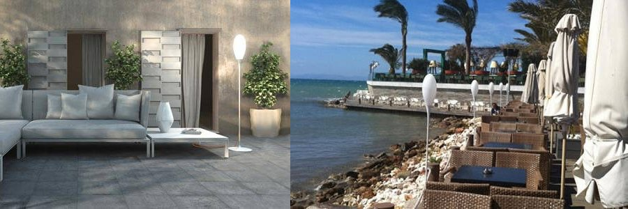 Lamapadaire design led la solution pour mettre en for Installer un lampadaire exterieur