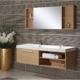 Harmonisez votre salle de bain avec des meubles en bois