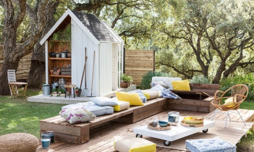 Comment aménager son salon de jardin pour cet été ? | Nidouillet