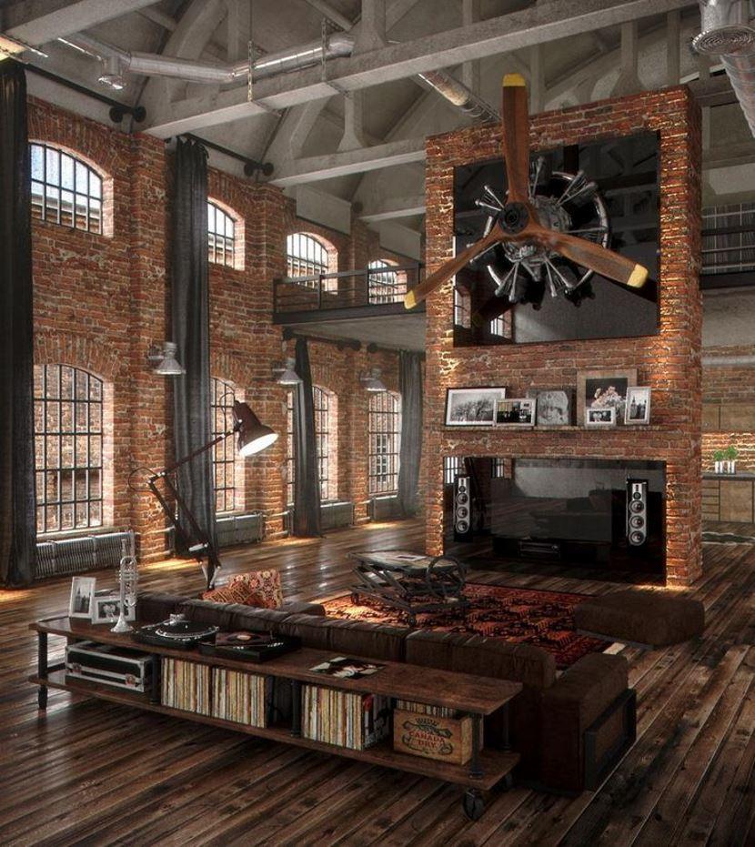la d co industrielle se modernise avec les nouvelles. Black Bedroom Furniture Sets. Home Design Ideas
