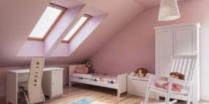 Décoration de chambre bureau pour enfant