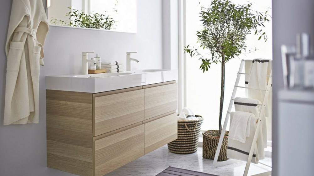salle de bains tous les conseils pour bien r nover. Black Bedroom Furniture Sets. Home Design Ideas