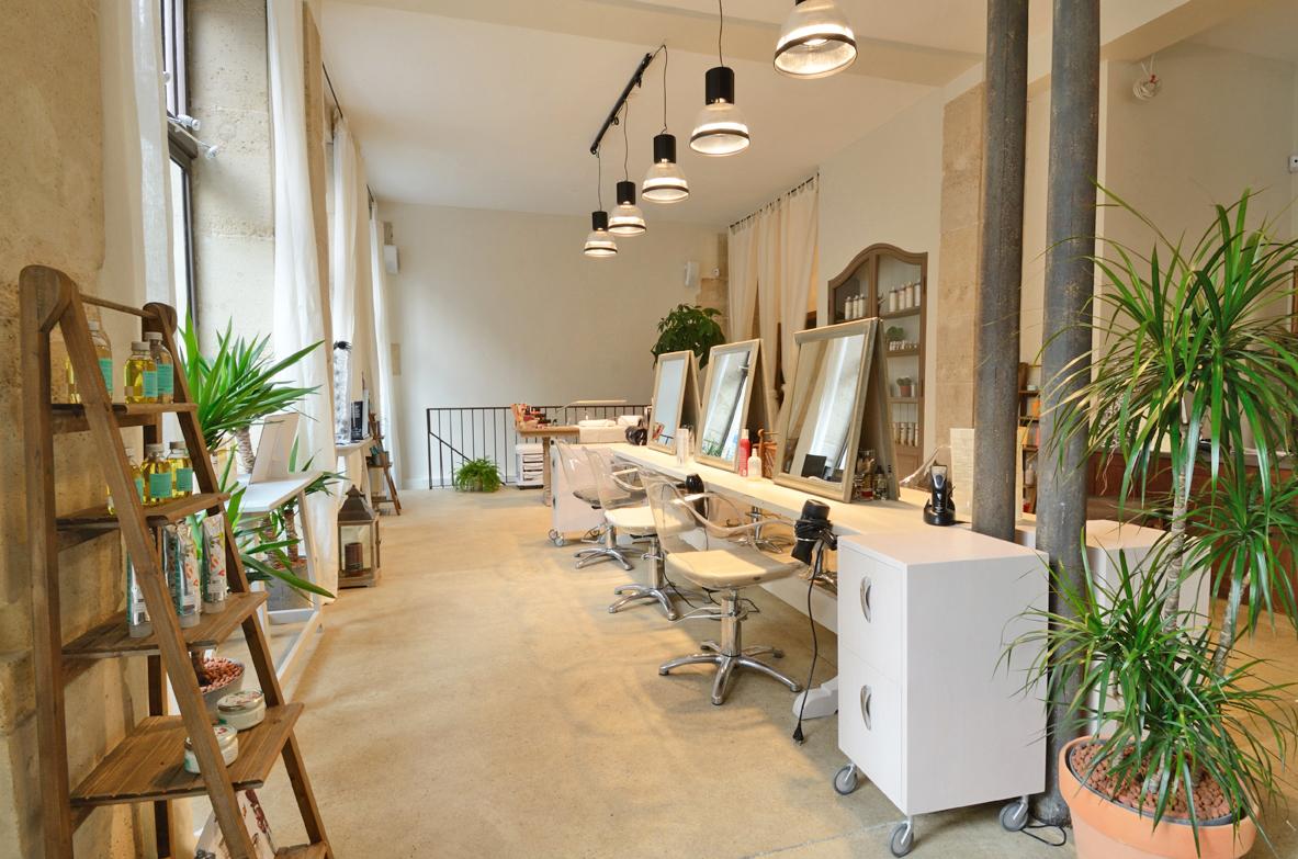 La Decoration De Salon De Coiffure : Salon de coiffure tous les conseils pour le rénover