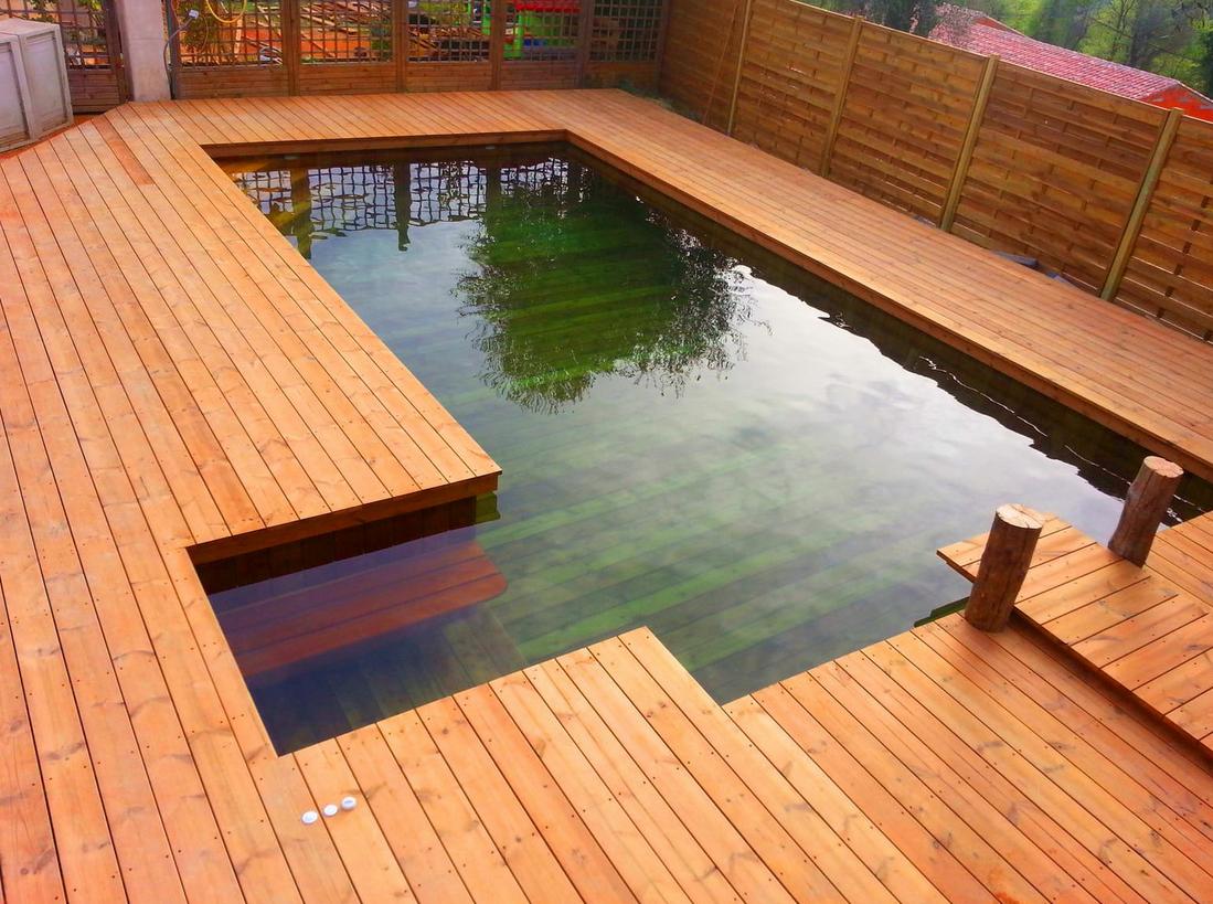 Comment Faire Une Piscine Soi Meme comment construction sa piscine en bois ? - nidouillet
