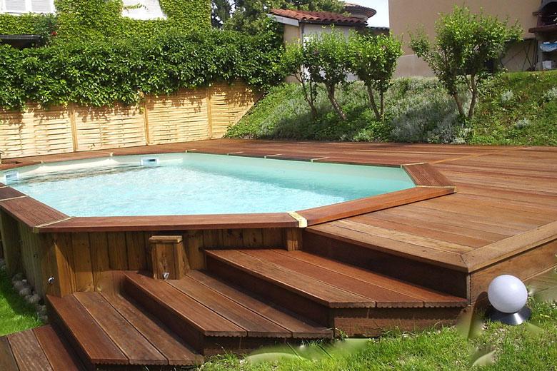Comment Construction Sa Piscine En Bois Nidouillet - Construire une piscine en bois sois meme