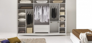 Rangez vos souliers dans une armoire à chaussures design
