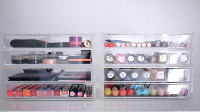 Comment bien organiser son maquillage ?