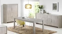 Aménagez votre salle à manger avec du mobilier contemporain.