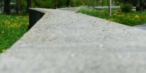 3 étapes pour construire une cour en béton