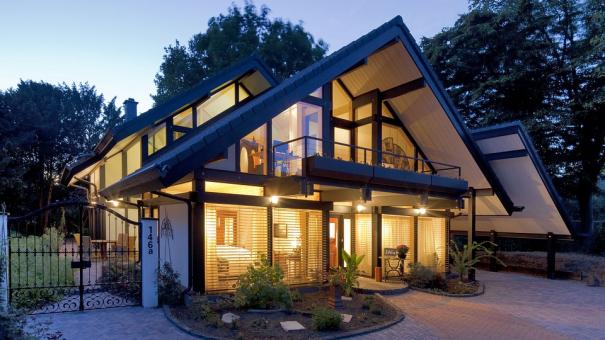 Pourquoi choisir une maison en ossature bois?