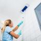 Des conseils pratiques pour nettoyer les murs et les plafonds