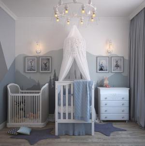 Quel berceau choisir pour la chambre de son bébé ?