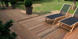 Comment poser une terrasse en bois composite ?