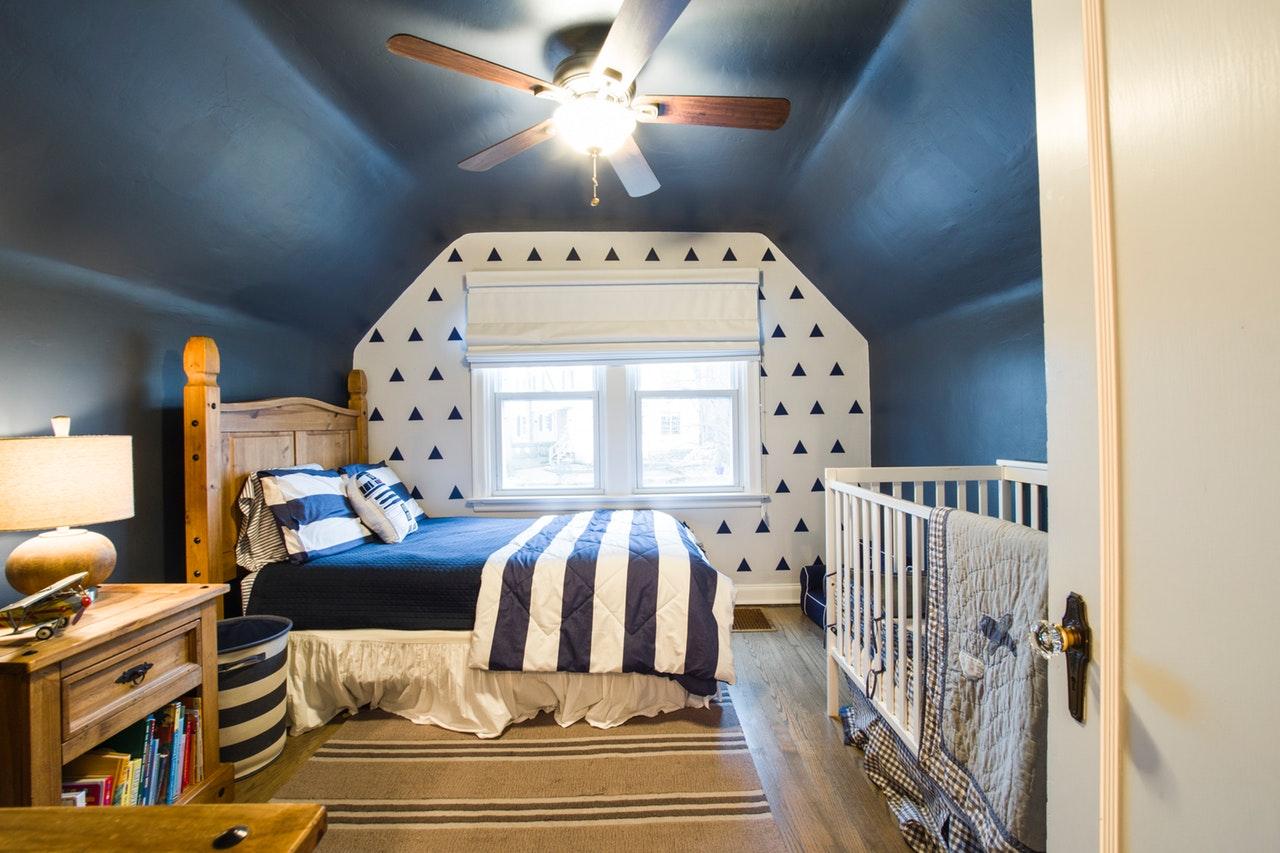 Incroyable Aménager une chambre sous les combles QW-51