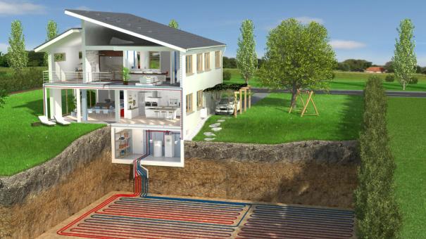 Pompe à chaleur géothermique : avantages et fonctionnement