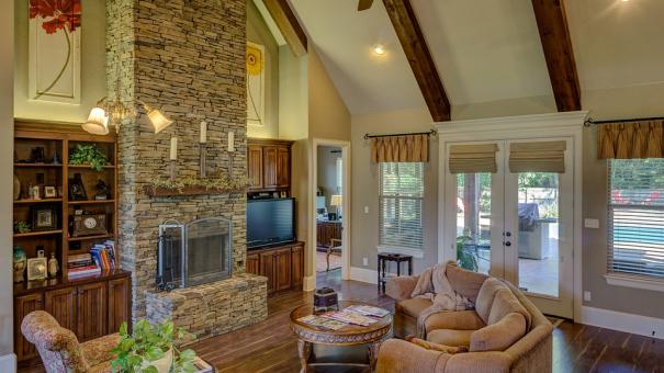 Tous nos conseils pour réussir la déco d'une maison de luxe !