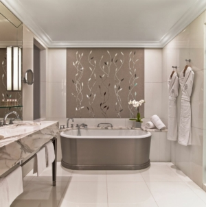 Astuces pour une salle de bain comme à l'hôtel
