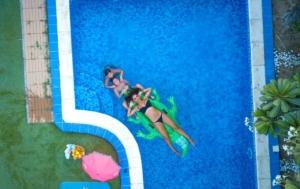 profiter de sa piscine