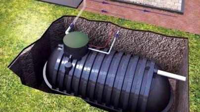 Tout savoir sur la récupération d'eau de pluie enterrée