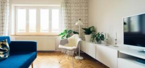 Comment intégrer votre TV dans la décoration de votre salon ?