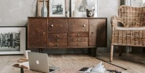 Quelle couleur pour relooker un meuble en bois ?